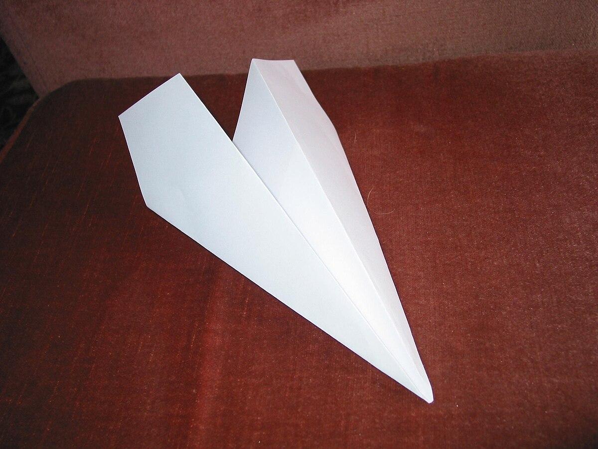 Paperilennokki Ohje