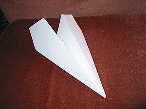 Kapal Terbang Kertas Wikipedia Bahasa