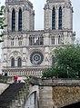 Paris, Notre Dame de Paris (Façade ouest).jpg