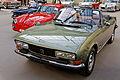 Paris - Bonhams 2014 - Peugeot 504 V6 cabriolet - 1975 - 002.jpg