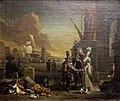 Paris - Musée du Louvre - Jan Weenix - Port de mer méridional avec vendeur de colifichets - 1704 - INV 1938 - 001.jpg
