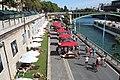 Paris Plages 2016 sur la Voie Pompidou à Paris le 14 août 2016 - 23.jpg