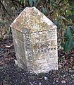 Parish Boundary Stone - geograph.org.uk - 1719253.jpg