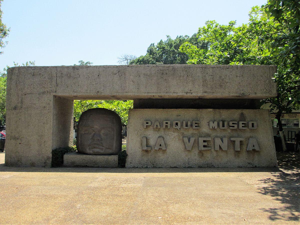 Foto De Parque Museo La Venta Villahermosa