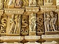 Parshwanath Temple Eastern Group of Temples Khajuraho India - panoramio (1).jpg
