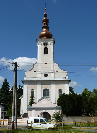 Paskov - Saint Lawrence Church