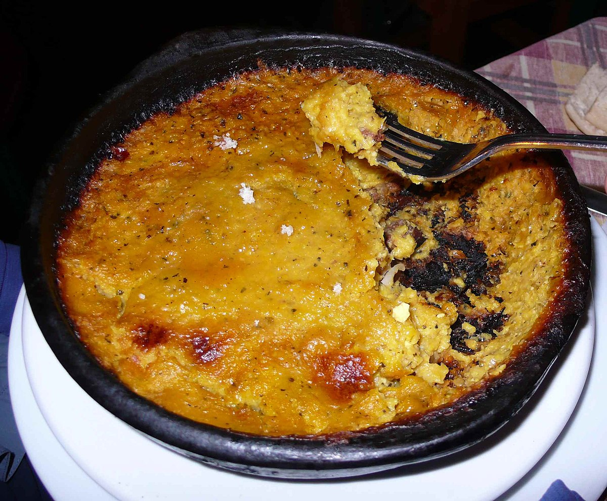 pastel de choclo de chile