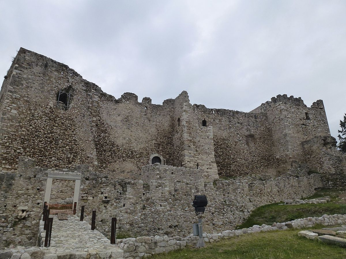 Patras Castle Wikipedia