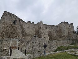 Patras' castle from up close.jpg