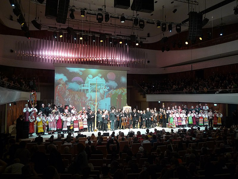 Pavel Karmanov 's Vertep in Zaryadye Concert Hall (2019-01-11) 30.jpg