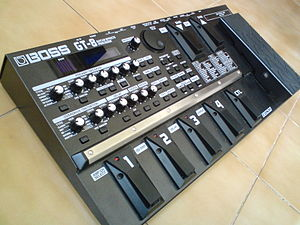 Boss GT-8 guitar multi-effects processor, peda...