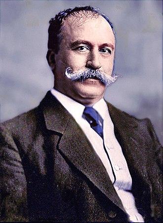 Pedro Nel Ospina Vázquez - Photograph of General Pedro Nel Ospina