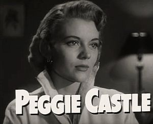 Peggie Castle - From Invasion USA trailer