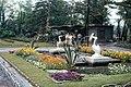 Pelican fountain, Hibiya Park, Tokyo (ペリカン噴水, 日比谷公園, 東京) (1967-05-07 by Roger W).jpg