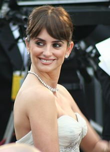 Penélope Cruz Wikipedia