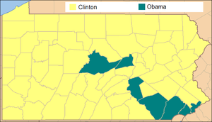 Pennsylvania Primary  Png
