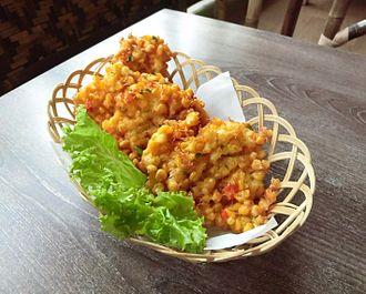 Fritter - Image: Perkedel Jagung Jakarta