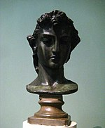 Perseus by Benvenuto Cellini head (casting in Pushkin museum) by shakko 01.jpg