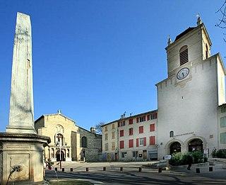 Pertuis Commune in Provence-Alpes-Côte dAzur, France
