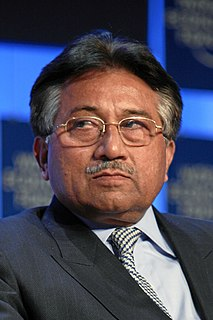 Pervez Musharraf Former dictator who became 10th President of Pakistan