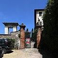 Pescia, villa la guardatoia, 01 ingresso.jpg