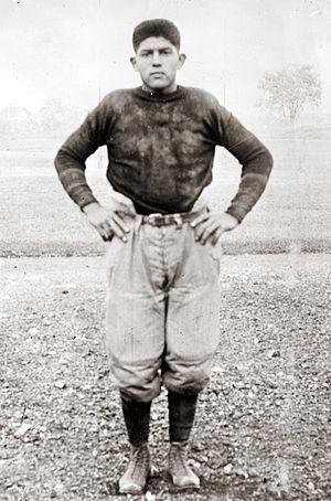 Pete Calac - Image: Peter Calac 1910 15
