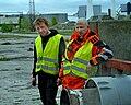 Peter Madsen and Kristian von Bengtson.jpg