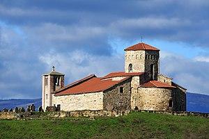 Stari Ras - Image: Petrova crkva