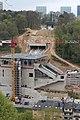 Pfaffental Kirchberg funicular building site 2017-04.jpg