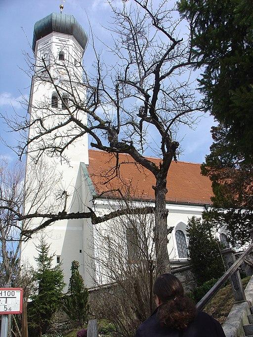 Pfarrkirche Königsdorf