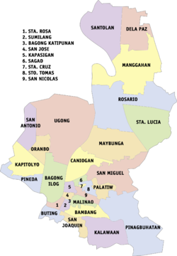 What Is the Postal Code for Pasig City in the Philippines ...