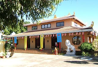 Growth of religion - Phap Hoa Temple, a Buddhist temple in Adelaide, Australia. Buddhism is the fastest-growing religion by percentage in Australia.