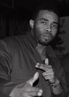 Pharoahe Monch American rapper and record producer