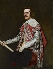 Philip IV of Spain - Velázquez 1644