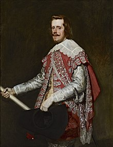 King Philip of Spain Philip IV of Spain - Velazquez 1644.jpg