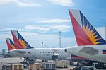 Philippine Airlines A320 tails.jpg