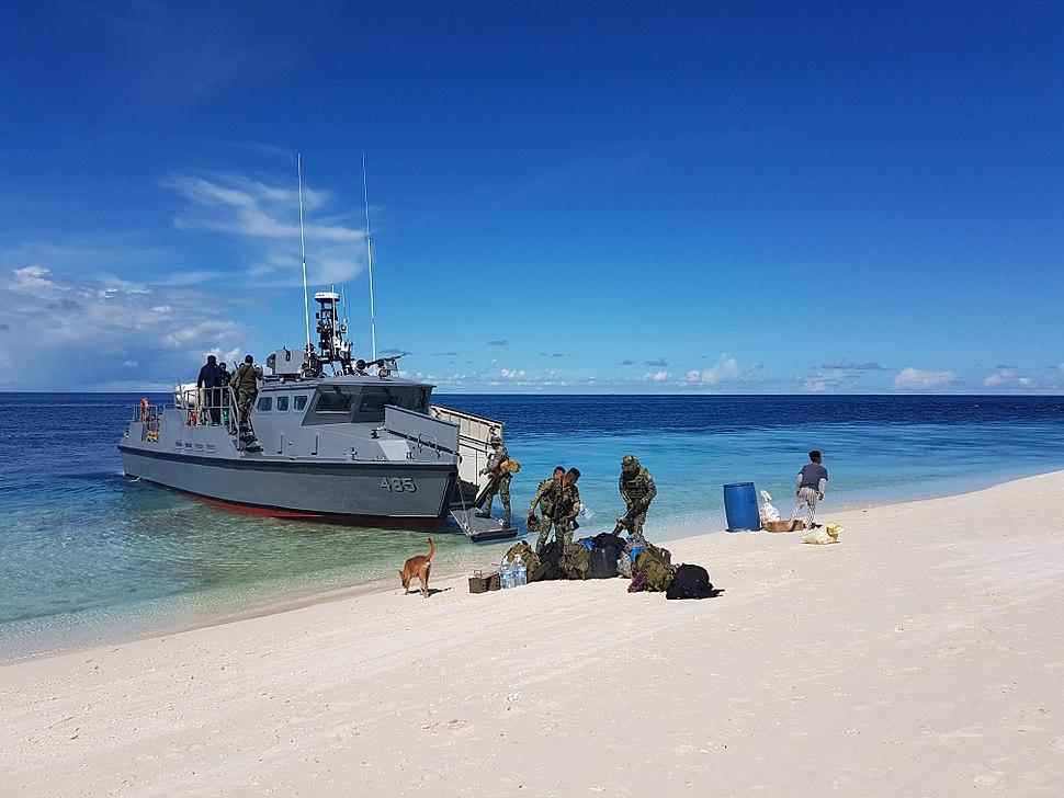 Philippine Navy MPAC Mk2 Panguan