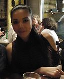 Philippine fashion designer Sassa Jimenez in New York City.JPG