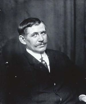 John Bernard Flannagan - Photograph of John Flannagan
