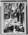 Photographic copy of historic photo, May 22, 1930 (original print filed in Record Group 115, National Archives, Washington, D.C.). OWYHEE DAM-LOADING 9 CUBIC-YARD CONCRETE HAER ORE,23-NYS.V,1-95.tif
