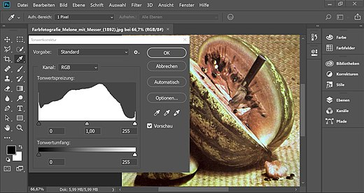 520px Photoshop screenshot