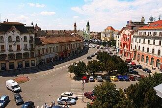 Crișana - Image: Piata Ferdinand