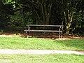 Picnic Bench, Haysden Country Park. - geograph.org.uk - 1051189.jpg