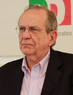 Pier Carlo Padoan Italian economist and politician