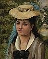 Pierre-Auguste Renoir - Lise in a Straw Hat (Jeune fille au chapeau de paille) - BF874 - Barnes Foundation.jpg