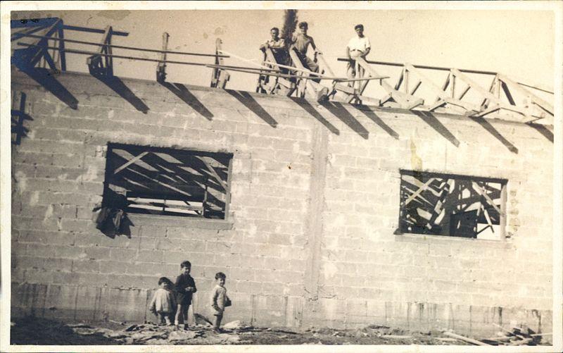 בניית בית המדרש ברודגס