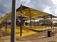 PikiWiki Israel 53167 playground in neve tzedek.jpg