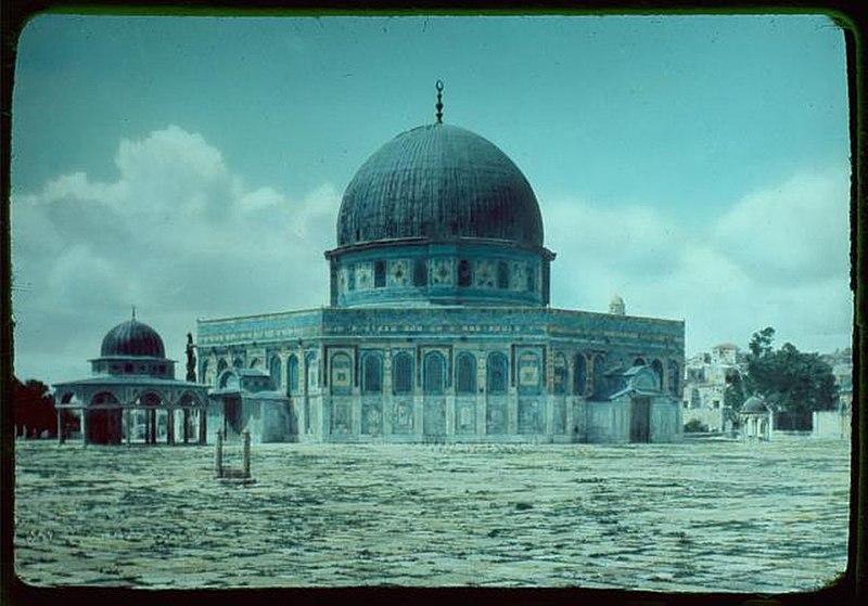 כיפת הסלע ירושלים