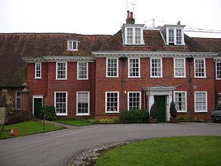 The Pilgrims School Grade I listed boarding school in the United Kingdom