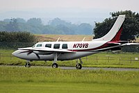 Piper aerostar wikivisually piper pa 60 600 aerostar built in 1977 fandeluxe Images